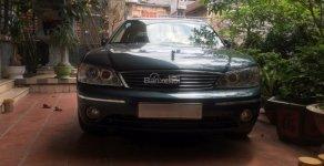 Cần bán Nissan Gloria Vip sản xuất năm 1996, màu xanh lục, nhập khẩu nguyên chiếc giá 190 triệu tại Hà Nội