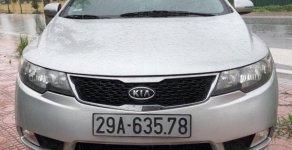 Bán xe Kia Forte SX đời 2012 AT bản đầy đủ, màu bạc, một chủ tư nhân từ đầu giá 415 triệu tại Hà Nội