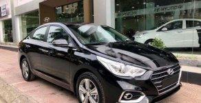 Xe Accent số tự động màu đen khuyến mãi khủng tại Hyundai Trường Chinh giá 550 triệu tại Tp.HCM