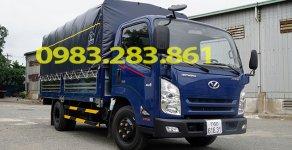 Bán xe tải Hyundai 2 tấn 2 do thanh IZ65 thùng mui bạt giá rẻ. Hỗ trợ vay cao—lãi suất ưu đãi giá 435 triệu tại Tp.HCM