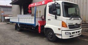 Bán xe cẩu Hino 5 tấn, chỉ 150tr nhận xe ngay giá 855 triệu tại Tp.HCM