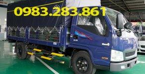 Ban xe tai do thanh iz49 2t3 tra gop|xe tai 2t3 iz49 thung mui bat - xe có sẵn giao liền tận nhà. giá 390 triệu tại Tp.HCM
