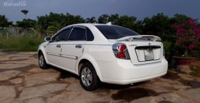 Bán xe Deawoo Lacetti đời 2008, màu trắng còn mới. Xe đẹp, giá 230tr giá 230 triệu tại Bình Thuận
