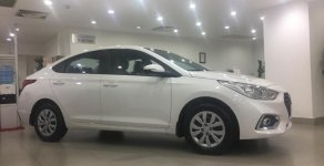 Sỡ hữu xe Accent 1.4 MT bản Base màu trắng, xe giao liền, nhiều ưu đãi.  giá 425 triệu tại Tp.HCM