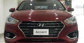 Cần bán xe Hyundai Accent 2018, màu đỏ giá 509 triệu tại Tp.HCM
