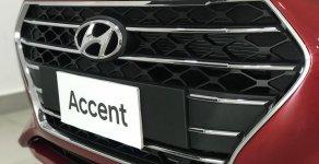 Sỡ hữu xe Accent 1.4L số tự động tiêu chuẩn màu đỏ, xe giao liền, nhiều ưu đãi giá 509 triệu tại Tp.HCM