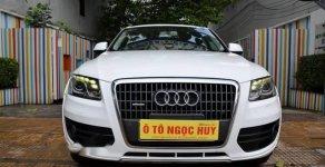 Cần bán Audi Q5 2.0T 2009, màu trắng số tự động giá 925 triệu tại Tp.HCM