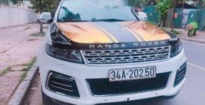 Bán Zotye T600 model 2017, màu trắng   giá 540 triệu tại Hà Nội