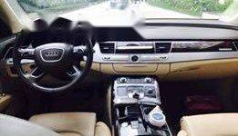 Cần bán gấp Audi A8 sản xuất 2014, màu đen, giá tốt giá 3 tỷ 100 tr tại Tp.HCM