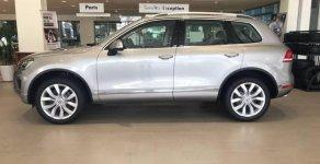Bán ô tô Volkswagen Touareg 3.6 V6 2018, màu bạc, nhập khẩu giá 2 tỷ 499 tr tại Tp.HCM
