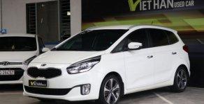 Bán ô tô Kia Rondo 2.0AT đời 2014, màu trắng giá 558 triệu tại Tp.HCM