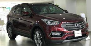 Bán xe Hyundai SantaFe bản đặc biệt màu đỏ, xe có sẵn giao liền tại Hyundai Trường Chinh giá 1 tỷ 100 tr tại Tp.HCM