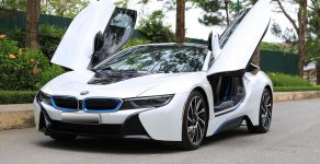 Xe Cũ BMW I8 Hybrid 2014 giá 3 tỷ 850 tr tại Cả nước