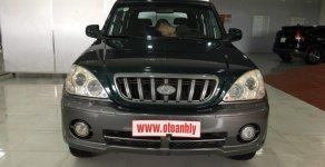 Xe Cũ Hyundai Terracan AWD V6 2003 giá 245 triệu tại Cả nước
