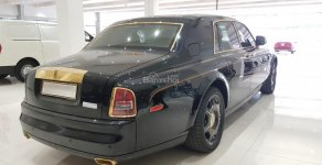 Bán xe Rolls-Royce Phantom, màu đen, nhập khẩu nguyên chiếc giá 13 tỷ 899 tr tại Tp.HCM