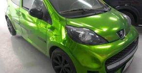 Bán ô tô Peugeot 107 năm 2010, màu xanh lục, xe nhập còn mới, 300tr giá 300 triệu tại Hà Nội