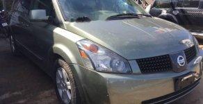 Bán Nissan Quest đời 2005, nhập khẩu như mới giá cạnh tranh giá 420 triệu tại Đồng Nai