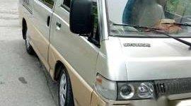 Cần bán Mitsubishi L300 sản xuất năm 2003, màu bạc giá 135 triệu tại Hà Nội