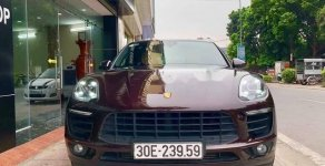 Cần bán Porsche Macan 2.0 sản xuất 2016, màu đỏ , giá tốt giá 3 tỷ 260 tr tại Hà Nội