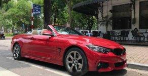 Cần bán xe BMW 4 Series 430i Cabriolet sản xuất năm 2016, màu đỏ, nhập khẩu giá 2 tỷ 495 tr tại Hà Nội