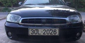 Cần bán xe Kia Spectra năm 2004, màu đen xe gia đình giá 95 triệu tại Ninh Bình