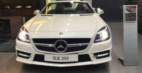 Bán Mercedes SLK 350 đời 2017, màu trắng, nhập khẩu nguyên chiếc giá 3 tỷ 599 tr tại Tp.HCM