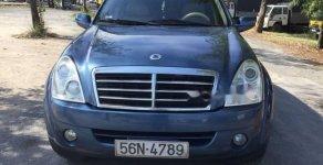 Bán Ssangyong Rexton II đời 2008, màu xám xanh giá 315 triệu tại Tp.HCM