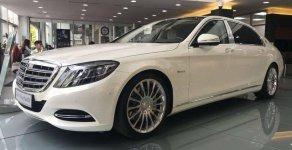 Bán Mercedes-Maybach S400 đời 2017, màu trắng, nhập khẩu giá 6 tỷ 989 tr tại Tp.HCM
