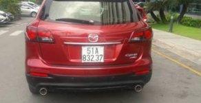 Chính chủ bán Mazda CX 9 đời 2014, màu đỏ giá 1 tỷ 100 tr tại Tp.HCM