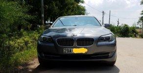 Bán BMW 5 Series 523i đời 2010, màu xanh xám giá 920 triệu tại Hà Nội