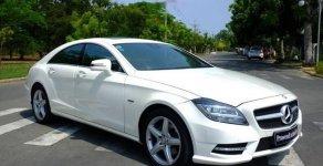 Cần bán Mercedes CLS 350 năm sản xuất 2014, màu trắng, nhập khẩu giá 2 tỷ 999 tr tại Tp.HCM