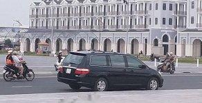 Bán ô tô Honda Odyssey sản xuất năm 2007, màu đen giá 630 triệu tại Tp.HCM