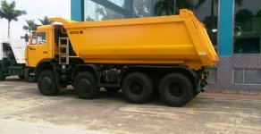Cần bán Kamaz Ben 2016, màu vàng, xe nhập giá 1 tỷ 400 tr tại Tp.HCM