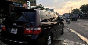 Cần bán xe Honda Odyssey sản xuất năm 2005, màu đỏ, xe nhập giá 500 triệu tại An Giang