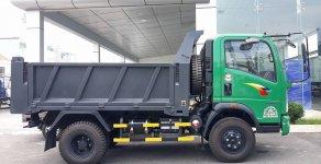 Xe Ben Howo 6T5 (thùng 5 khối) giá góc nhà máy, hỗ trợ trả góp 80% giá trị xe giá 398 triệu tại Tp.HCM