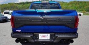 Bán ô tô Ford F 150 Raptor năm 2018, màu xanh lam, nhập khẩu giá 4 tỷ 408 tr tại Tp.HCM