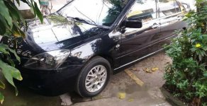 Bán ô tô Mitsubishi Galant sản xuất 2003, màu đen số tự động giá 115 triệu tại Tp.HCM