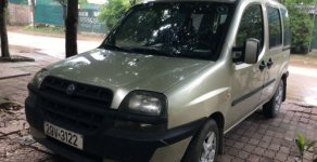 Bán ô tô Fiat Doblo sản xuất năm 2004, màu vàng cát giá 135 triệu tại Hà Nội