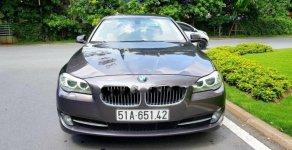 Cần bán xe BMW 5 Series 520i đời 2013, màu nâu, nhập khẩu nguyên chiếc như mới giá 1 tỷ 190 tr tại Hà Nội