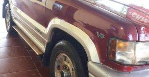 Cần bán Isuzu Trooper đời 1998, màu đỏ, xe nhập giá 75 triệu tại Bắc Giang