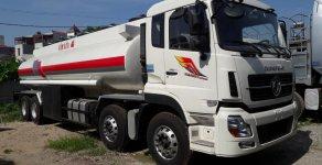 Bán xe xi téc chở xăng dầu Dongfeng Hoàng Huy 4 chân đời 2017 giá 1 tỷ 450 tr tại Hà Nội