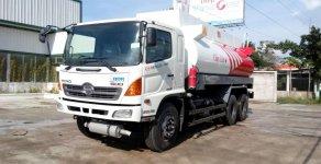 Xe chở xăng dầu Hino 12 khối giá 850 triệu tại Hà Nội