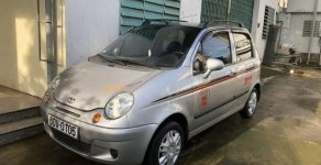 Cần bán lại xe Chevrolet Matiz sản xuất 2007, màu bạc giá cạnh tranh giá 120 triệu tại Đồng Nai