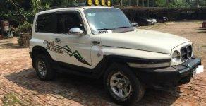 Bán Ssangyong Korando TX5 đời 2005, màu trắng, nhập khẩu  giá 225 triệu tại Hà Nội