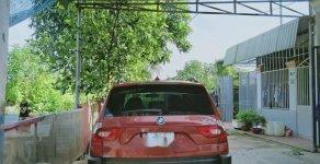Cần bán xe BMW X3 2.5 đời 2004, màu đỏ giá 400 triệu tại Tp.HCM