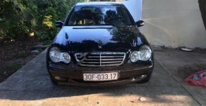 Bán Mercedes năm sản xuất 2002, màu đen xe gia đình  giá 219 triệu tại Hà Nội