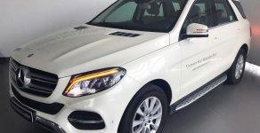 Bán xe Mercedes GLE400 trắng cũ - lướt 4/2018 chính hãng giá 3 tỷ 509 tr tại Tp.HCM