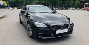 Cần bán gấp BMW 6 Series 640i 2014, màu đen giá 2 tỷ 495 tr tại Hà Nội