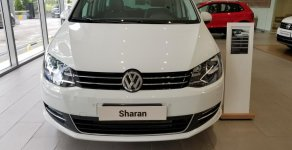 Bán Volkswagen Sharan màu trắng - xe gia đình 7 chỗ cao cấp, nhập khẩu chính hãng từ Châu Âu, Hotline 090.898.8862 giá 1 tỷ 850 tr tại Tp.HCM