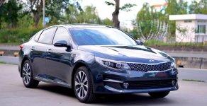 Bán Kia Optima xanh đen 2018, giá tốt, xe giao ngay, hỗ trợ vay với lãi suất thấp giá 789 triệu tại Tp.HCM